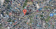 新仙台湾鈴木診療所のアクセス